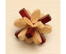 Wooden Think Game