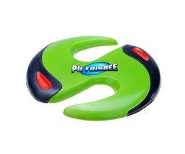 Plastic Frisbee S Shape