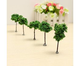 Small Trees For Decoration 5 Pieces