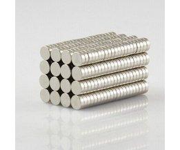 Round Magnets N50