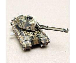 Hope Winning Opwindbare Model Tank