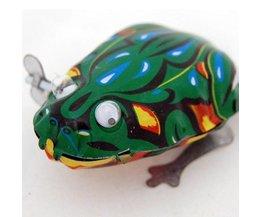Windup Frog