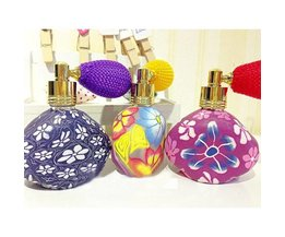 Perfume Bottle With Atomizer 10Ml
