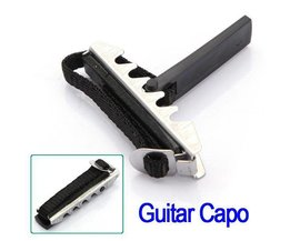 Capo For Electric And Acoustic Guitars
