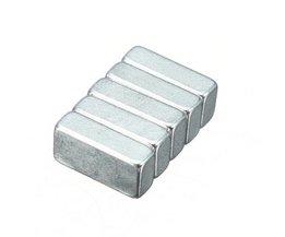 Super Strong Neodymium Magnets N35 10X5X3Mm
