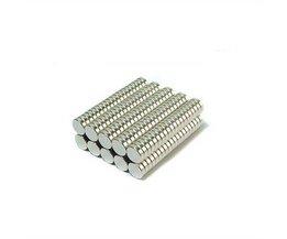 Round Neodymium Magnets (8 Pieces)