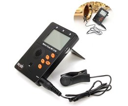 Digital Metronome MT-31W For Saxophone