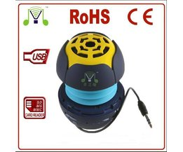 Rechargeable Speaker