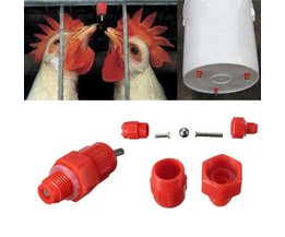 Stainless Steel Nipple Chickens 1 Piece