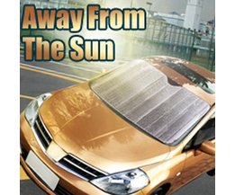 Sunshade For Windshield Car Silverfoil