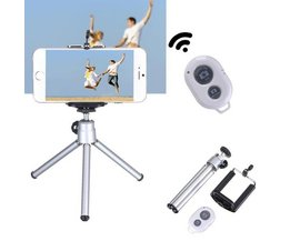 Tripod For IPhone And Other Smartphones