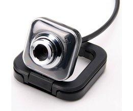 Webcam With Microphone USB 16.0 Mega Pixel