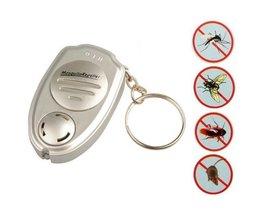 Ultrasonic Electronic Anti Mosquito Keychain