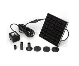 Pond Pump Solar Powered