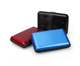Waterproof Aluminum Cardholder