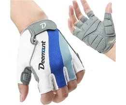 Bike Glove With Silicone Gel