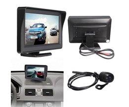 """Reversing Camera Including 4.3 """"TFT LCD Monitor"""