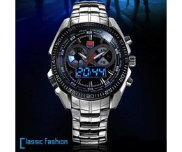 Watch For Men Stainless Steel