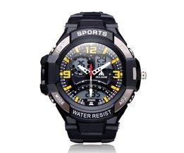 ALIKE Analog Sport Watch