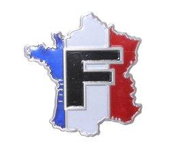 3D Car Logo France