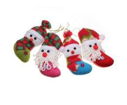 Christmas Decoration Of Fabric