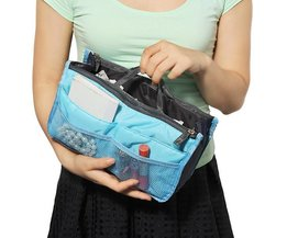 Make Up Bag With Compartments