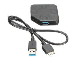 Mini USB Hub With 4 Ports