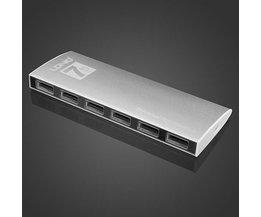 LDNIO USB HUB DL H7 With 7 Ports