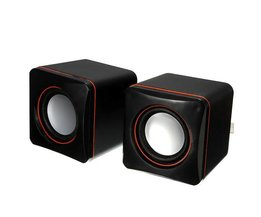 Speakers With USB Connection
