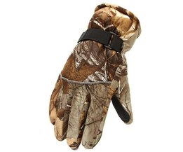 Best Ski Gloves In Camouflage Colour