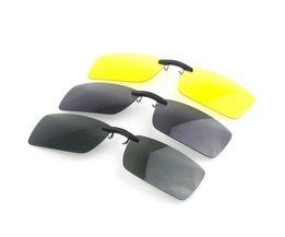 Clip On Sunglasses Design