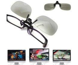 Clip On Imax Glasses