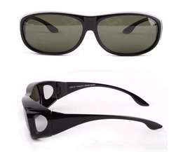 Sunglasses In Black, Red Or White