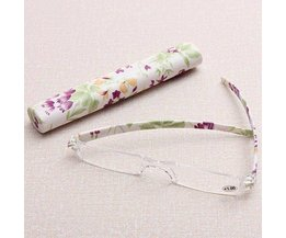 Without Reading Glasses Frame And Lens With Sleeve