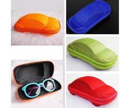 Cute Glasses Tube In Shape Car