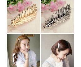 Charming Reed Hair Clip