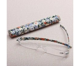 Reading Glasses Without Frame Plus Brill Sleeve