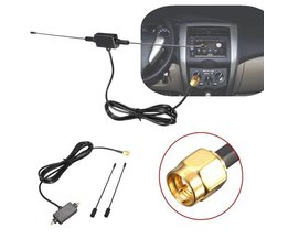 DVB-T Car Antenna ISDB-T Amplifier And 433MHZ With 1.5M Cable