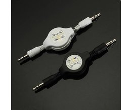 Retractable Cable AUX