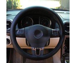 Stylish Steering Wheel Cover