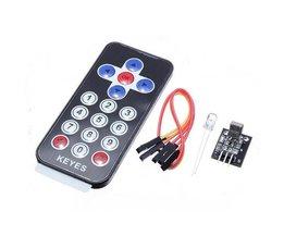 Wireless Remote Control For Arduino