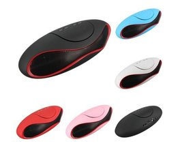 Portable And Wireless Bluetooth Speaker