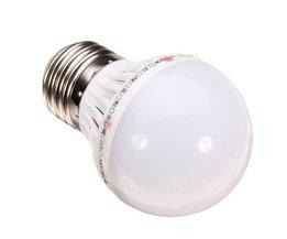 E27 1W LED Bulb With White Light & Etc.