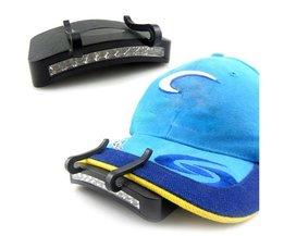 Headlamp LED Clip-On