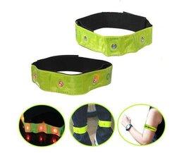 Neon LED Bracelet 2Pcs