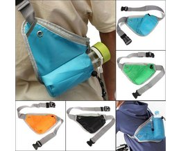 Waist Bag Water Bottle For Cyclist, Fisher, Loper