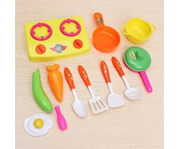 Kids Kitchen Accessories 13Stuks