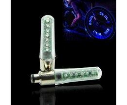 Valve LED Lighting Letters