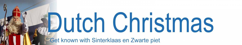Dutch Christmas in Holland