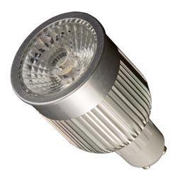 Dimmable GU10 LED Bulbs